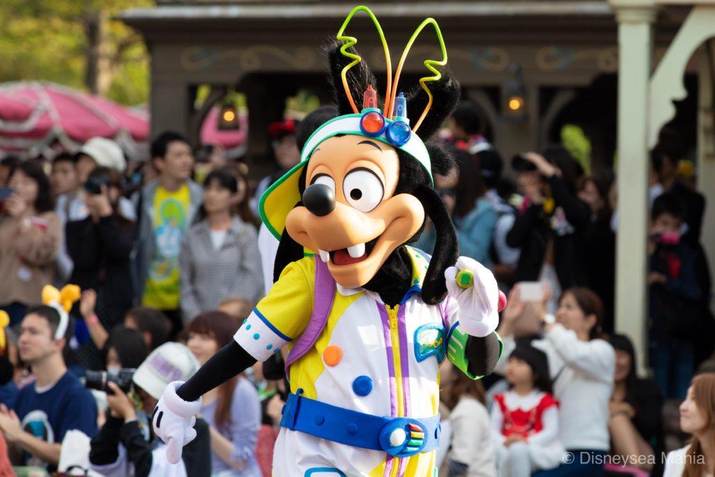 うさたま大脱走!2019 のキャラクター写真【ディズニーランド】