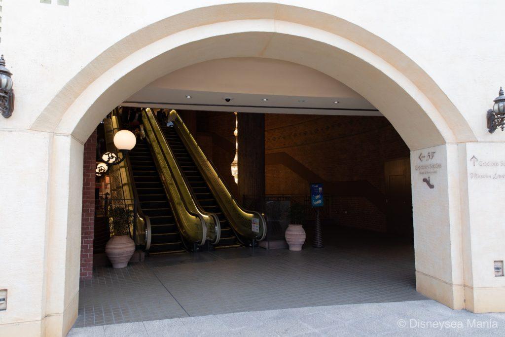 イクスピアリ入口の画像