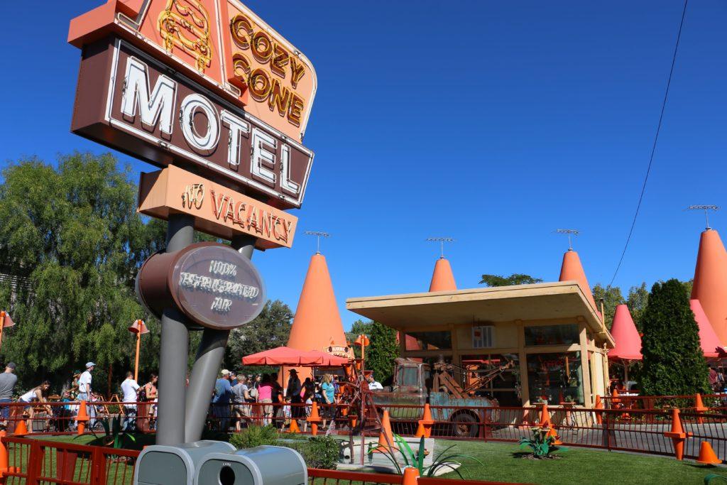 カリフォルニア・ディズニーの画像