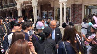 加賀見会長の写真