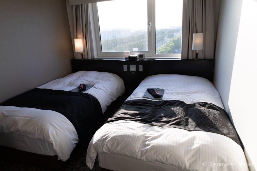 アパホテル幕張の部屋の画像