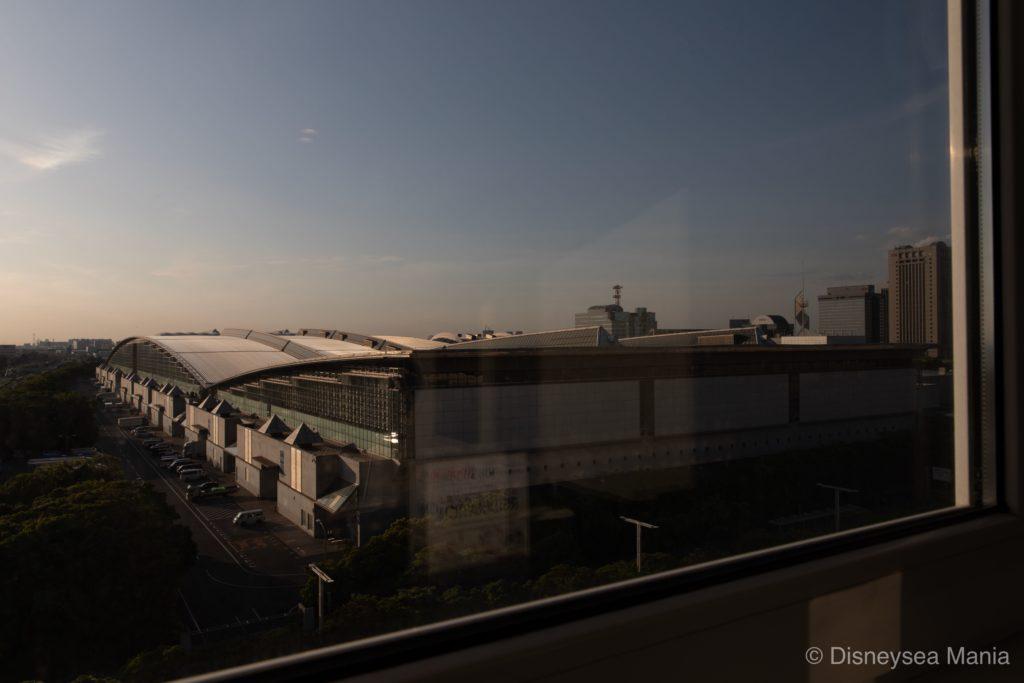アパホテル幕張の景色の画像