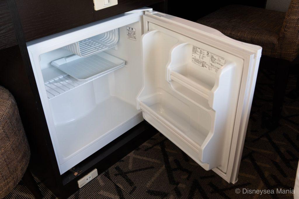 アパホテル幕張の冷蔵庫の画像