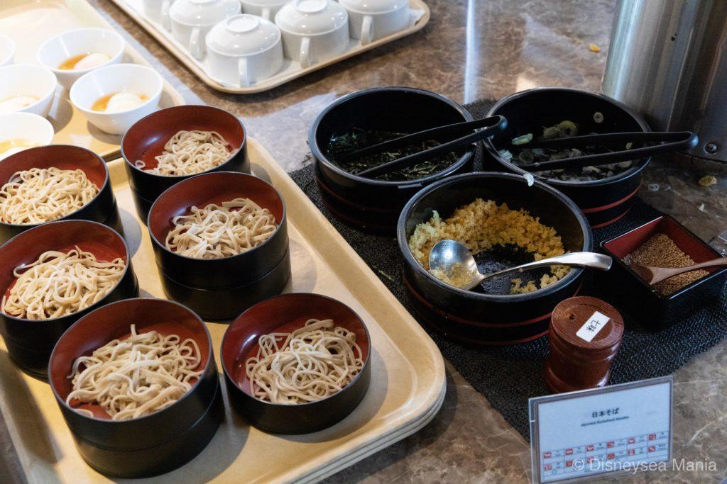 アパホテル幕張の朝食ビュッフェの画像
