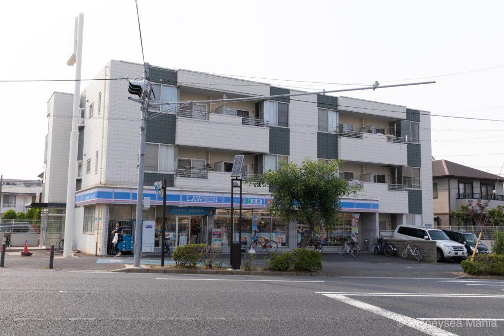 【変なホテル舞浜】コンビニの画像