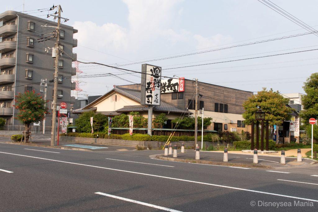【変なホテル舞浜】周辺の食事場所の画像