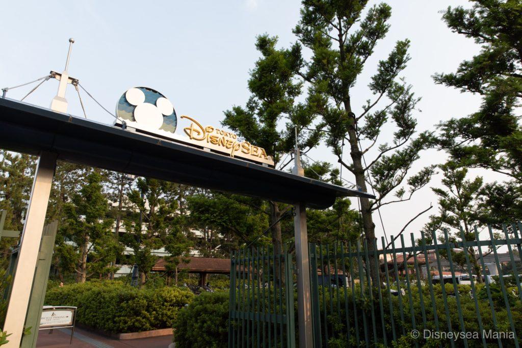 【変なホテル舞浜】ディズニーシーへの行き方の途中画像