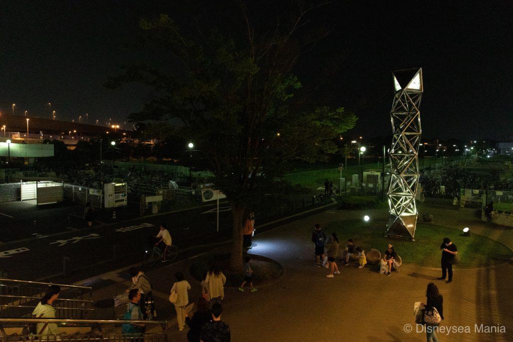 【変なホテル舞浜】シャトルバス乗り場の画像