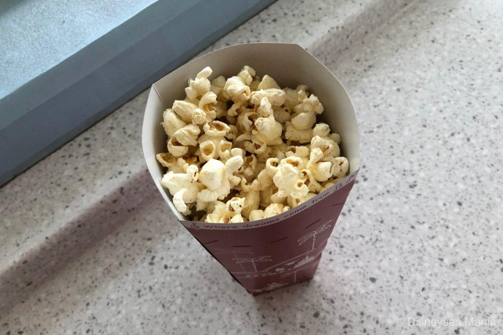 ディズニーのポップコーンの画像