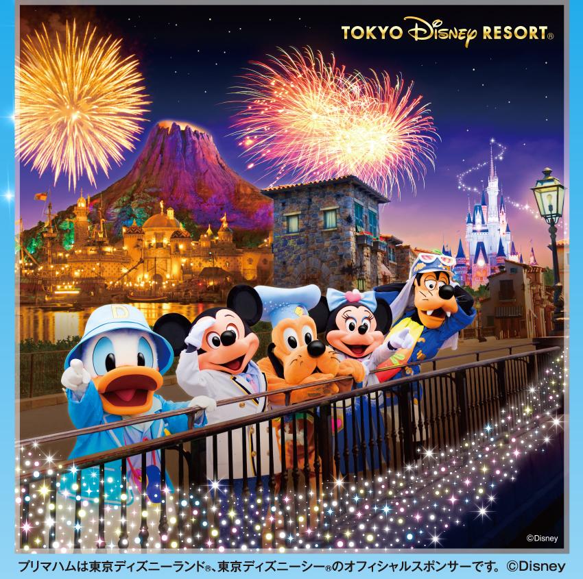 東京ディズニーシー貸切プレシャスナイトの画像