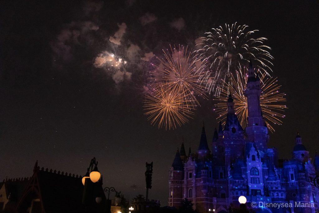 イグナイト・ザ・ドリーム(上海ディズニー)の画像
