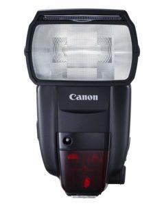 Canon スピードライト 600EX II-RTの画像
