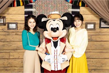 ディズニー★JCBカードの特典の画像