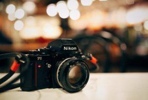 nikonのカメラの画像