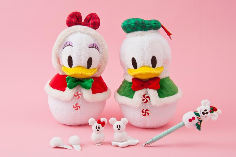 ディズニーリゾートの2019年冬のクリスマスイベントの画像