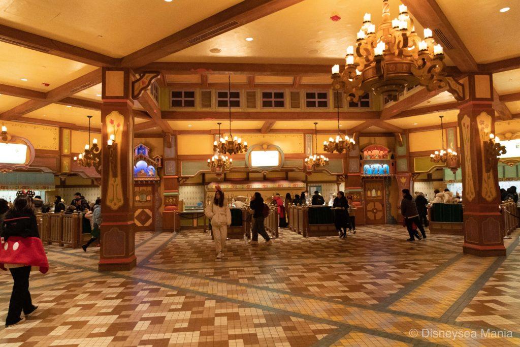 ピノキオ・ヴィレッジ・キッチン(上海ディズニーランド)の画像
