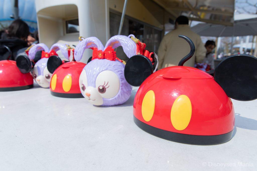 ポップコーンバケット(上海ディズニーランド)の画像