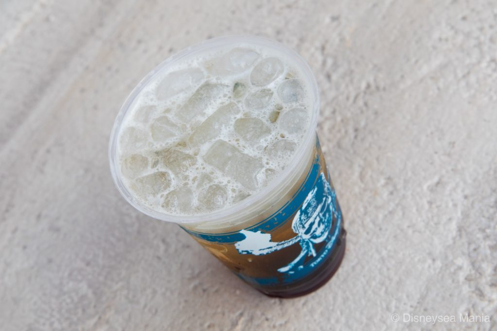 2019夏(ドックサイドダイナー)スパークリングカクテル(ウイスキー&ブラックティー)の画像