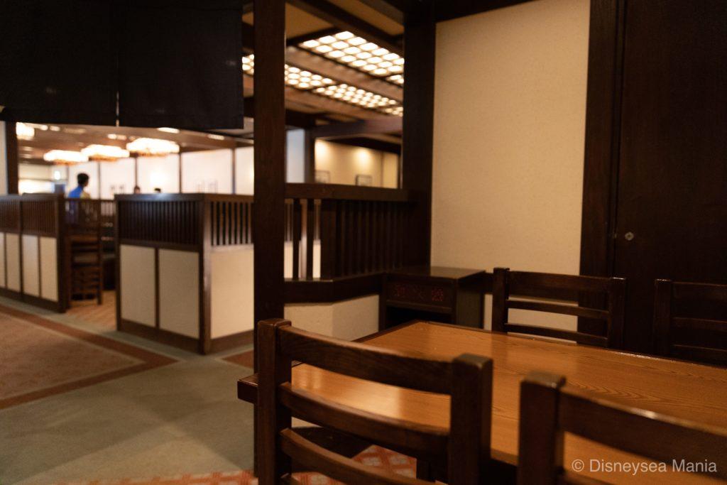 ベッラ・ヴィスタ・ラウンジ(東京ディズニーシー)の画像