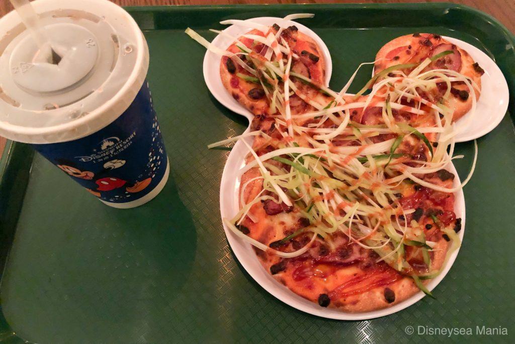 北京ダックピザ(上海ディズニーランド)の画像