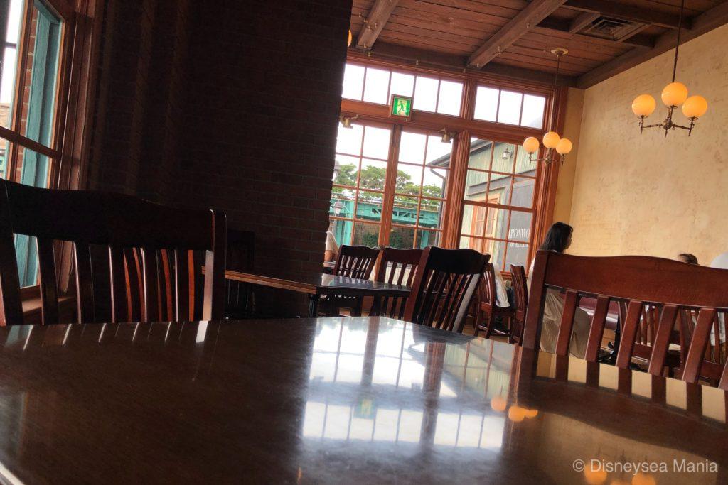 レストラン櫻(東京ディズニーシー)の画像