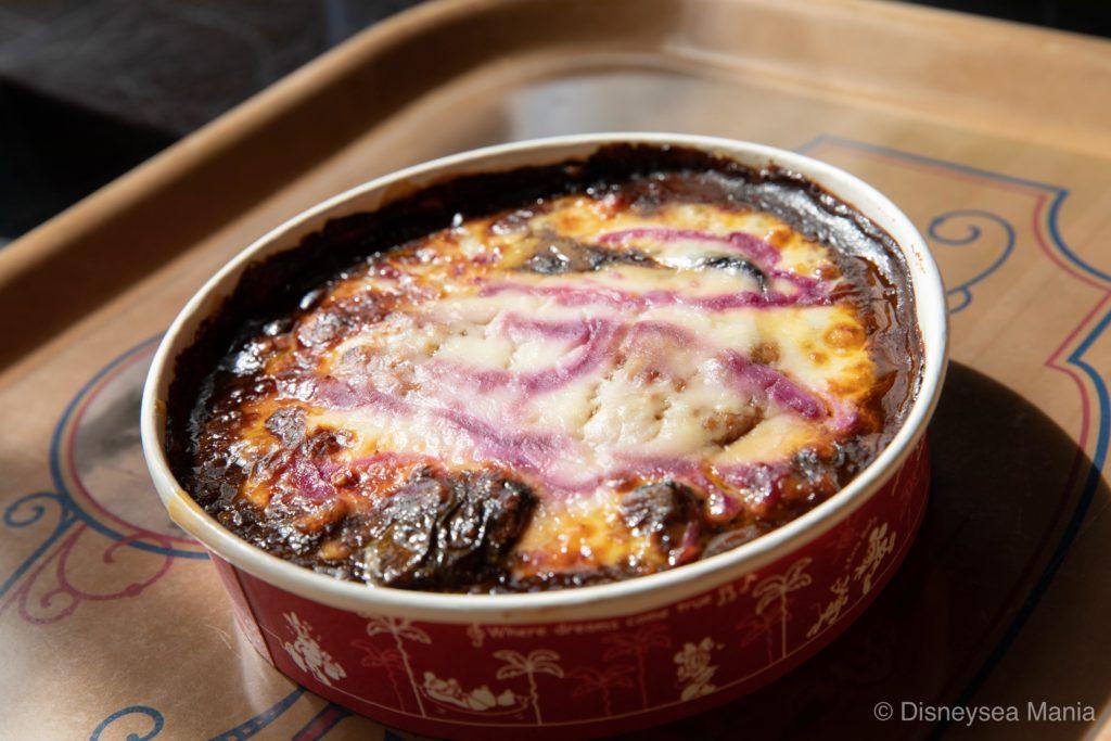 ブラックカレードリア(ハンバーグ)(東京ディズニーシー)の画像