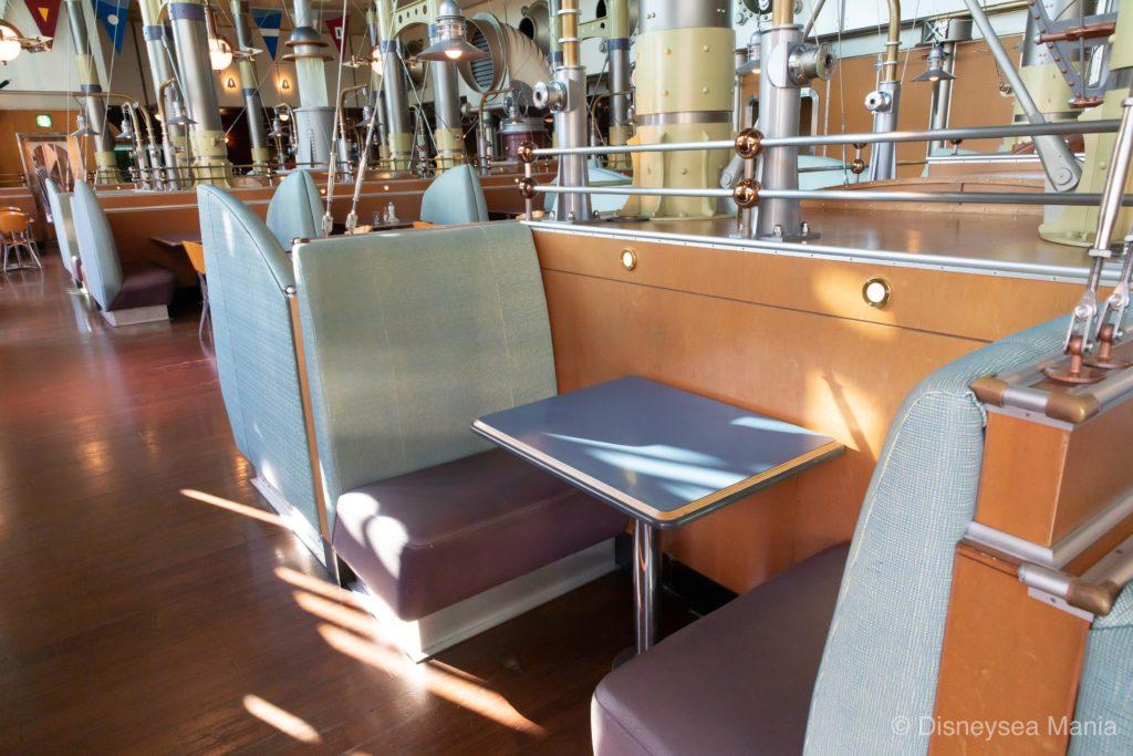ホライズンベイ・レストラン(東京ディズニーシー)の画像