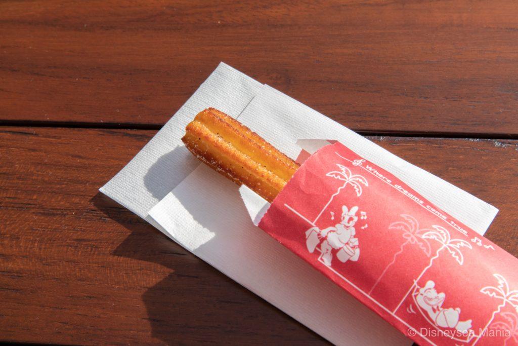 ディズニーシーのチーズ&ペッパー・チュロス(ポテト)の画像