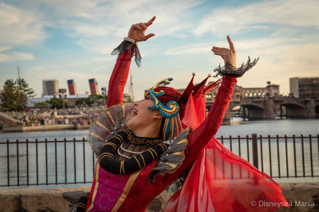フェスティバル・オブ・ミスティークのダンサー写真【2019年10月23日】