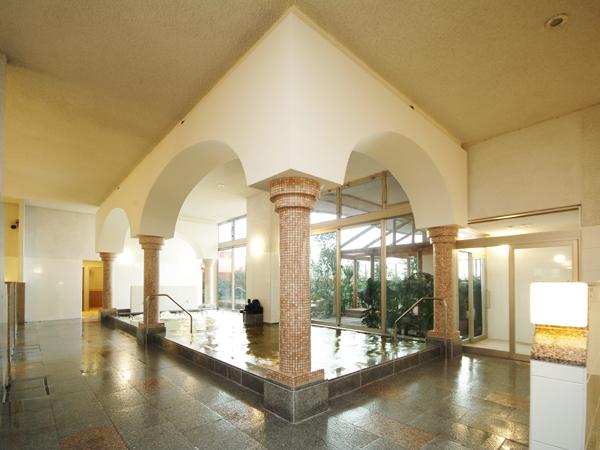 ディズニー周辺のホテルの温泉(大浴場)の画像