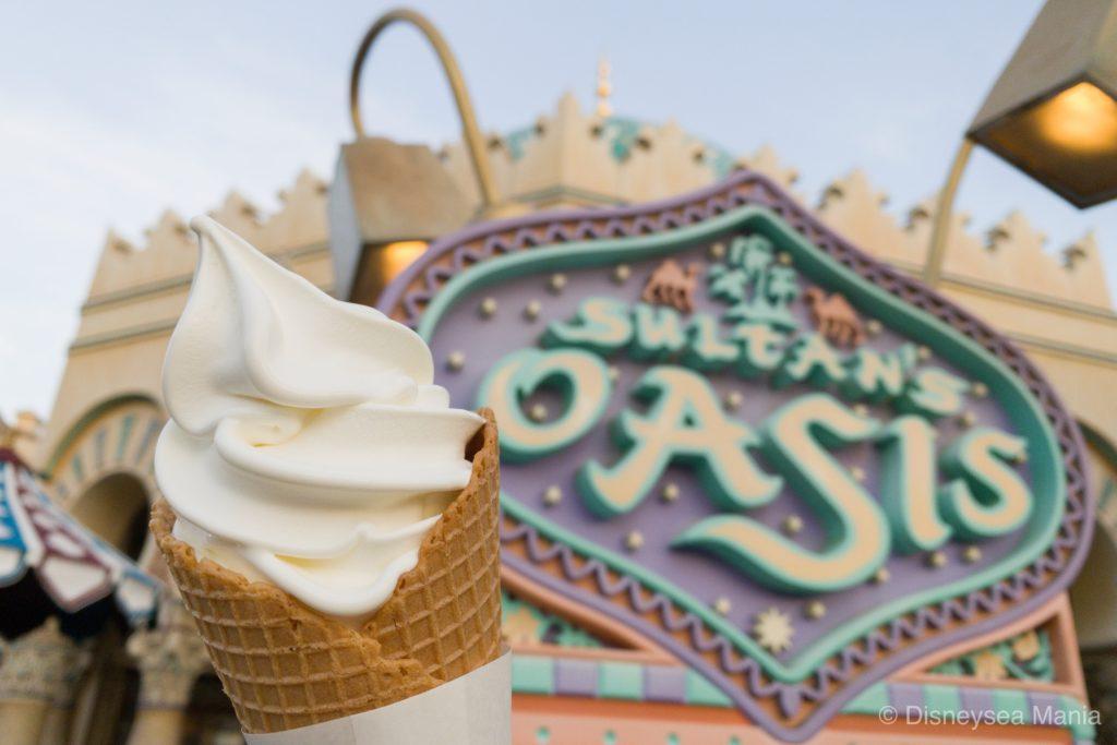 ソフトクリーム(東京ディズニーシー)の画像