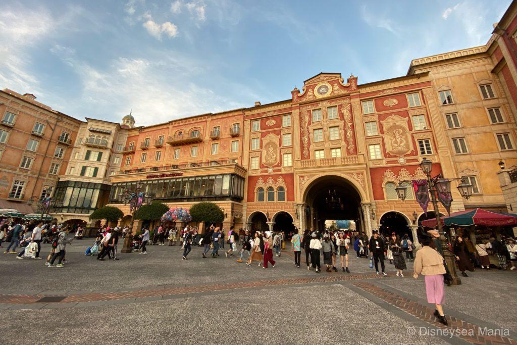 ホテルミラコスタの画像