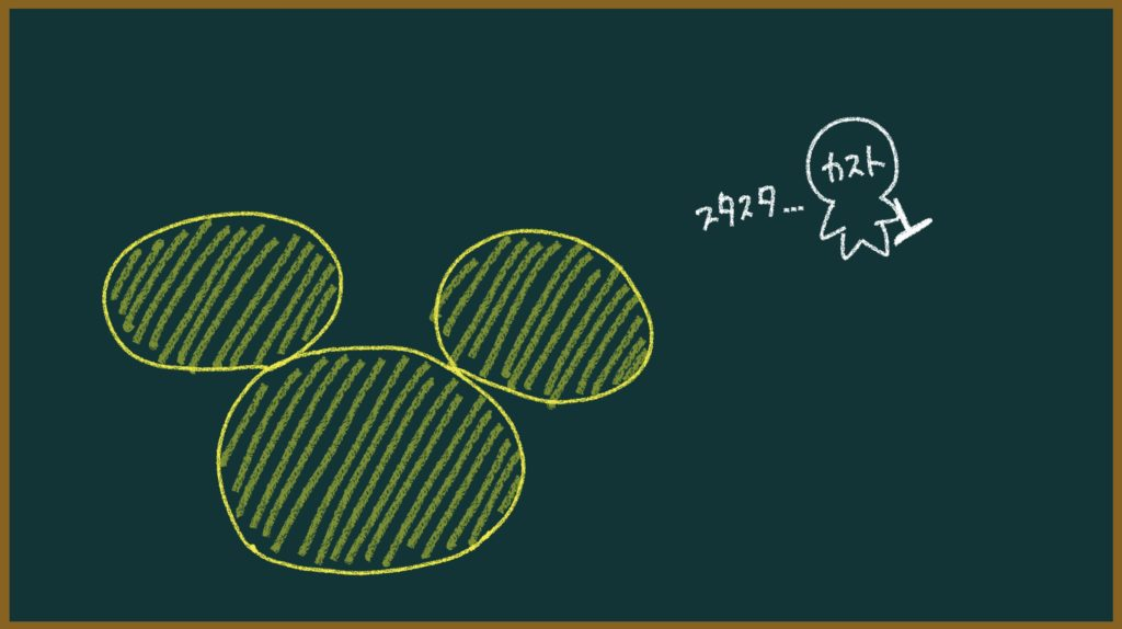 カストーディアルアート(ディズニー)の思い出の画像
