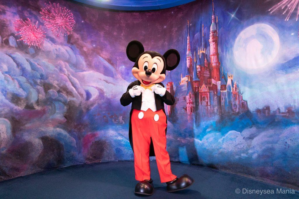 上海ディズニーのミートミッキーの画像