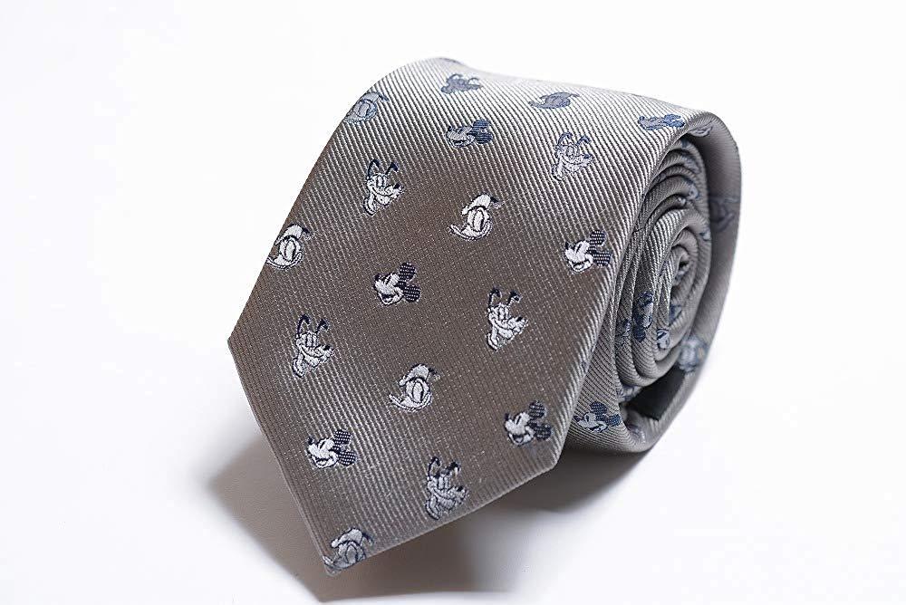 ディズニーのネクタイの画像