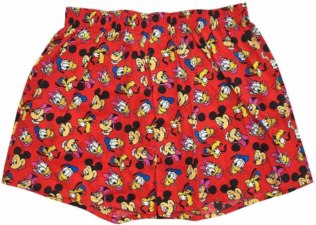ディズニーの下着の画像