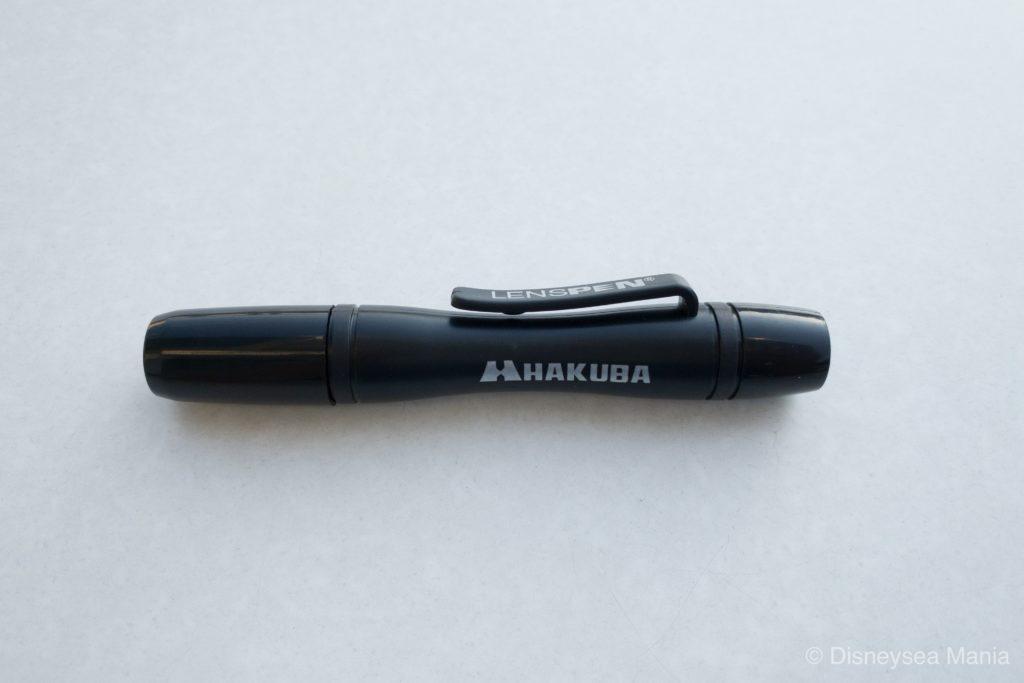 HAKUBAのレンズペンの画像