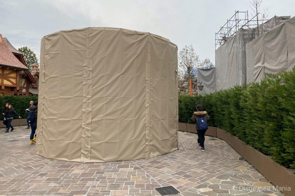開発中のガストンの井戸の画像
