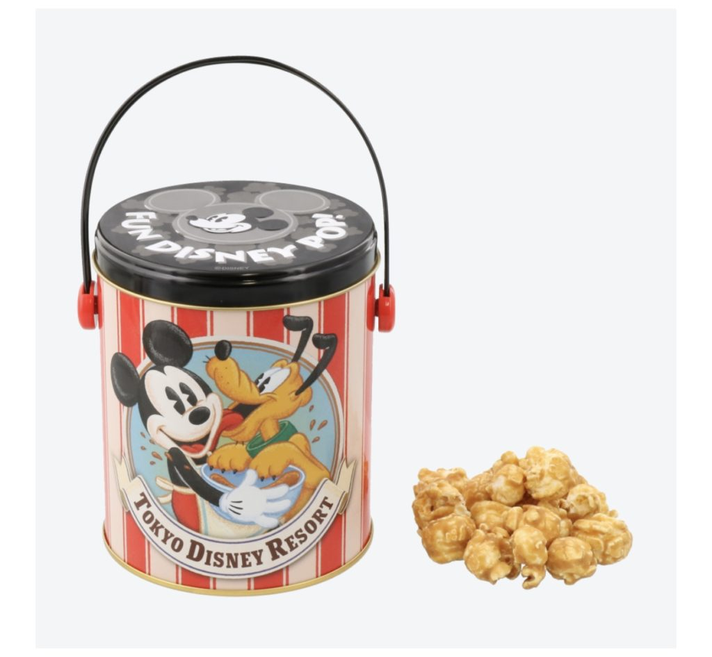 ディズニーのポップコーングッズの画像