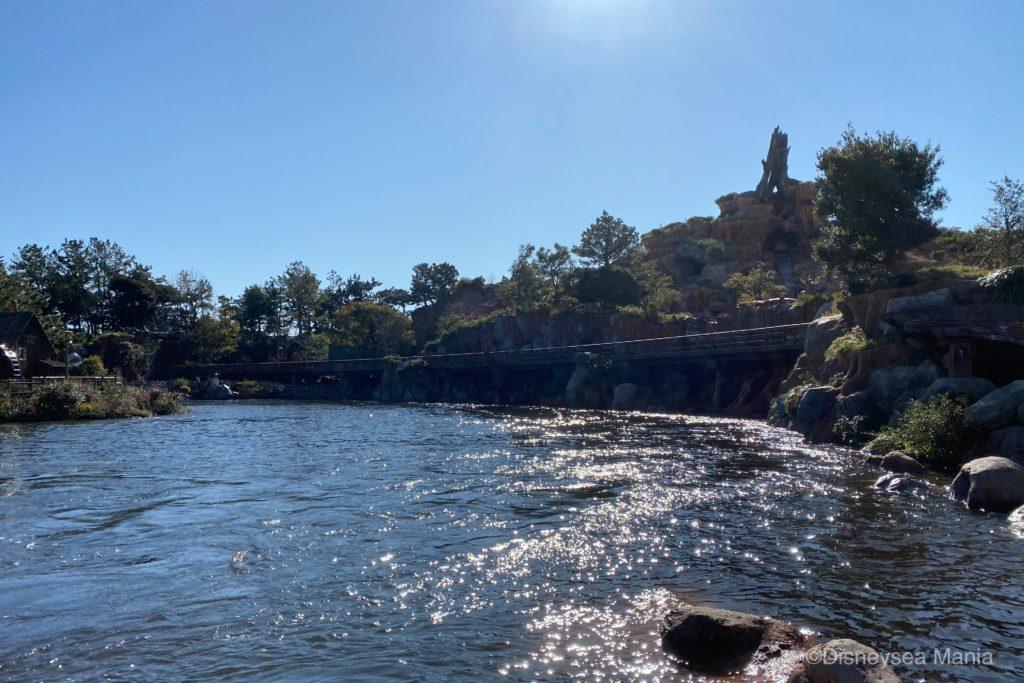 アメリカ河の画像(ディズニーランド)