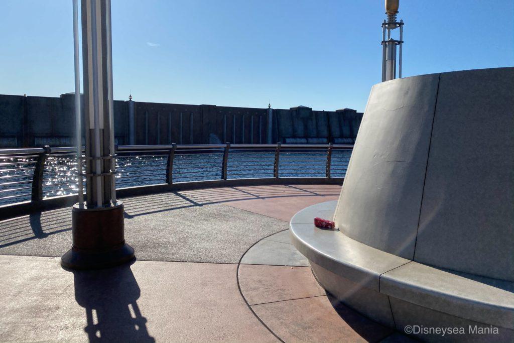 ポートディスカバリーの灯台の画像