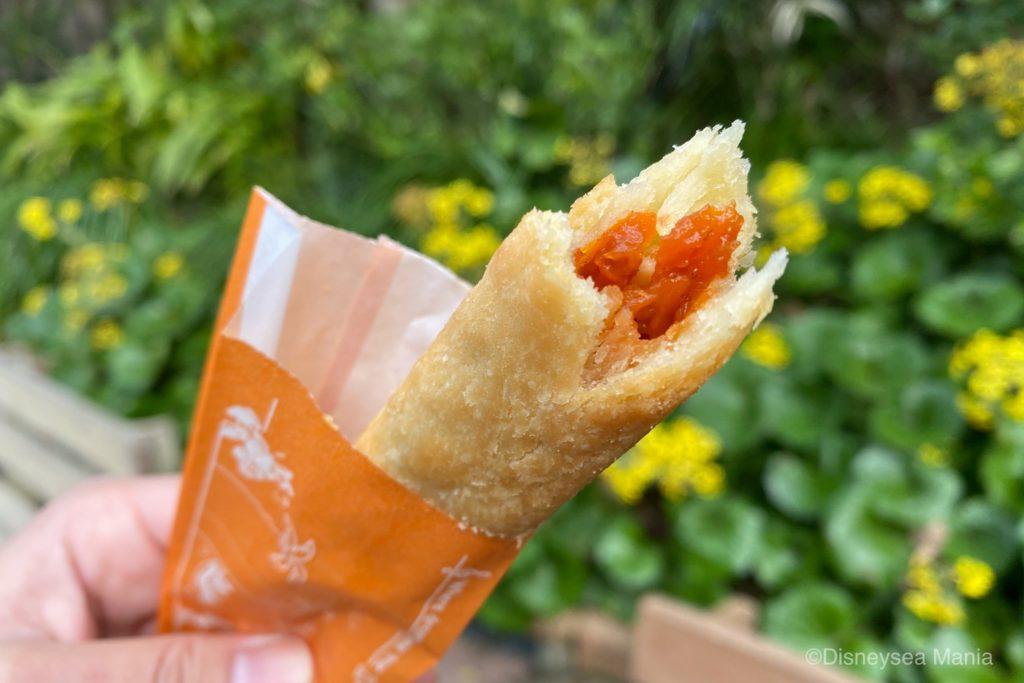 ディズニーのピザ味のティポトルタの画像