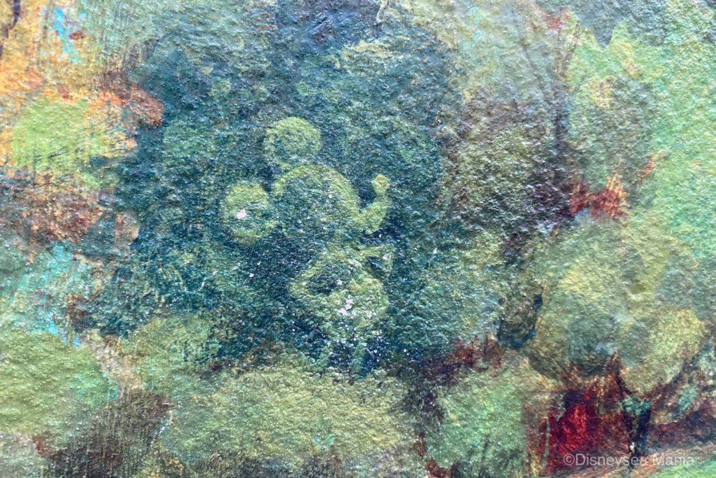 ソアリンの隠れミッキーの画像