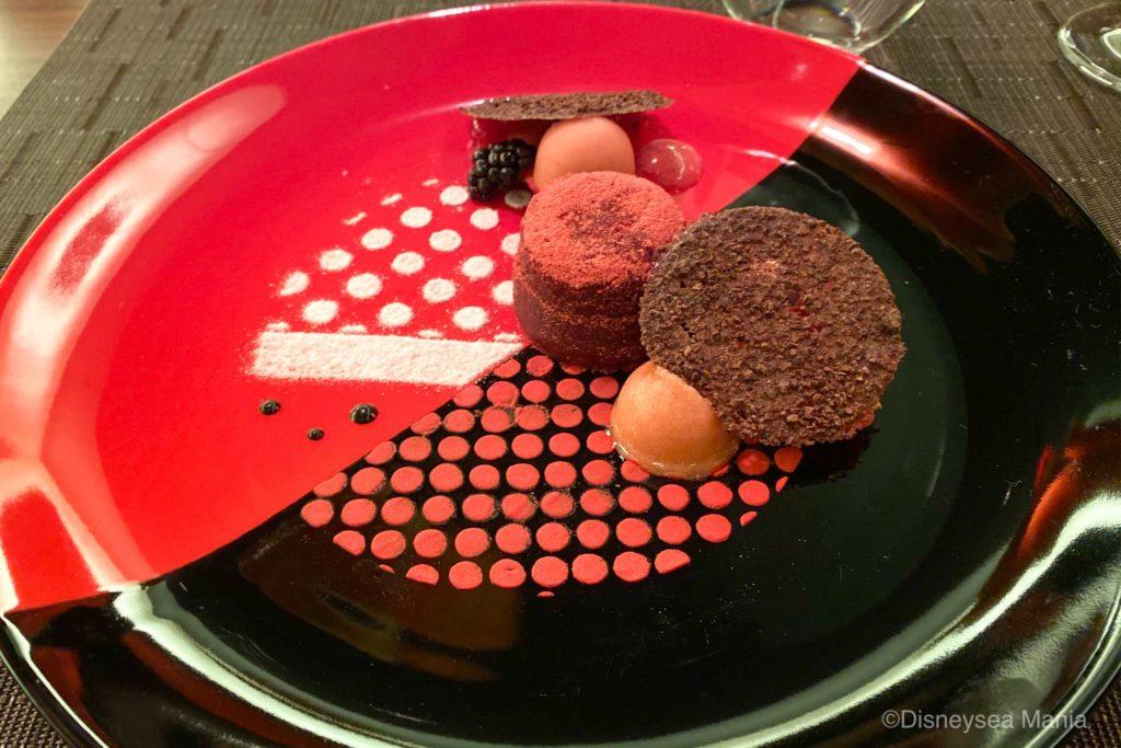 """カンナのコース料理(""""ベリー・ベリー・ミニー!""""スタイリッシュカンナ)の画像"""