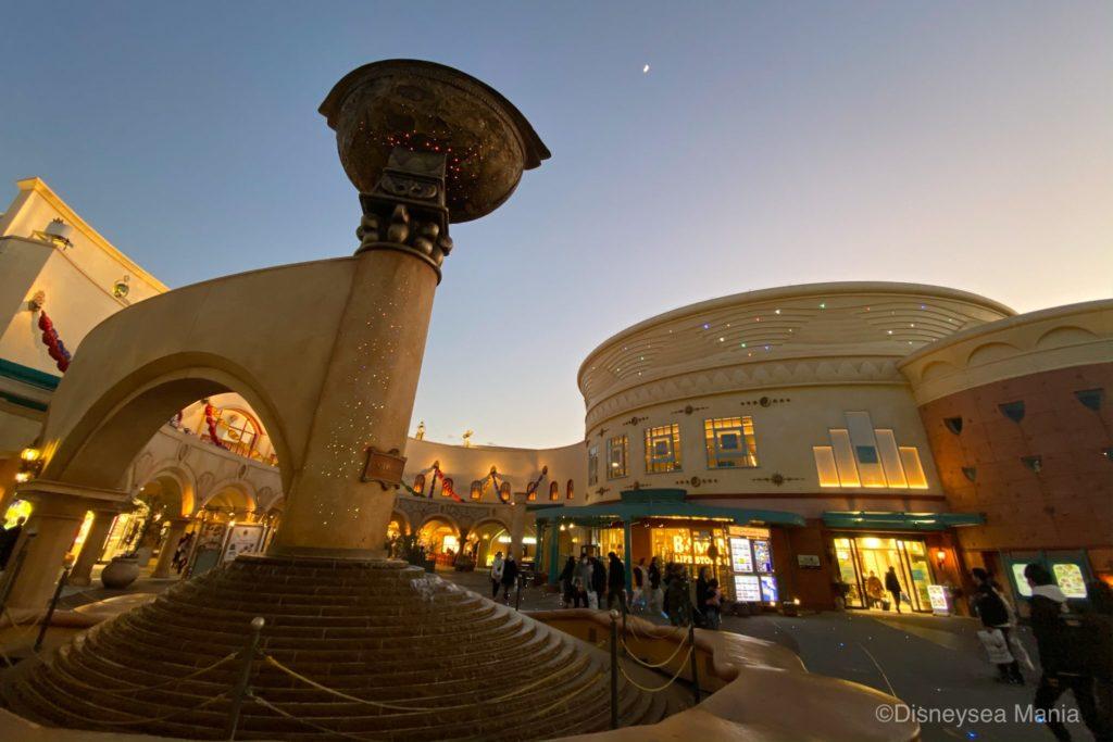 イクスピアリのシュラスコ専門店(リオグランデグリル)の行き方の画像