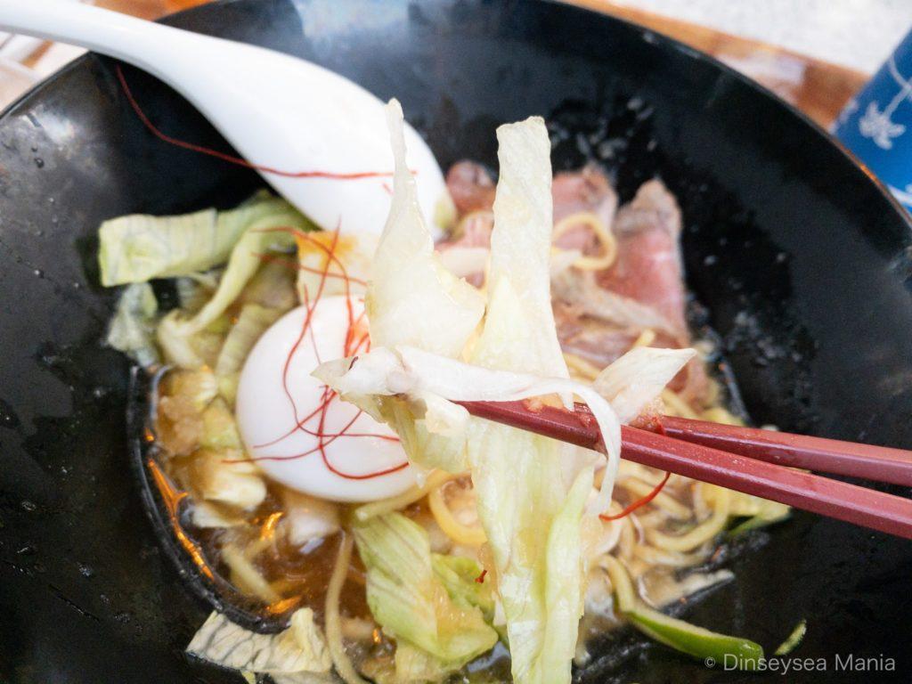 【2020年8月】チャイナボイジャーの冷やし麺の画像