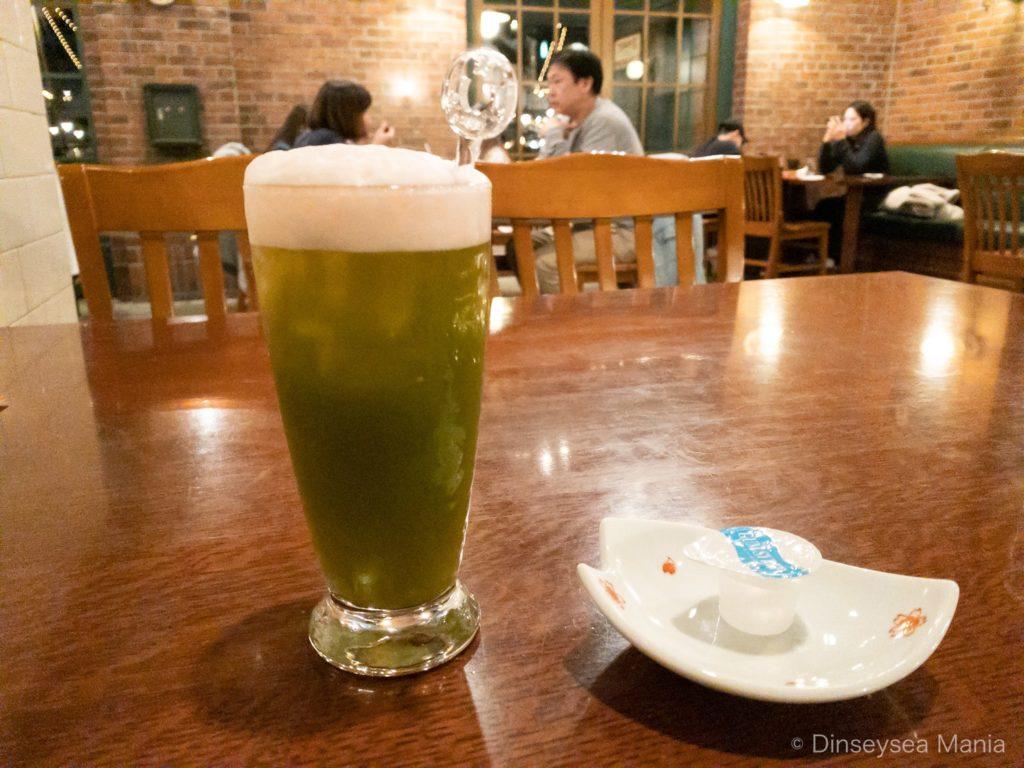 レストラン櫻の焼酎カクテル(グリーンティー)の画像