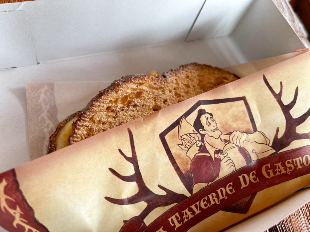 フレンチトースト・サンド(ラ・タベルヌ・ド・ガストン)の画像
