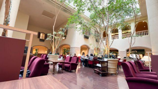 【オリエンタルホテル東京ベイ】ブローニュの森ランチの画像