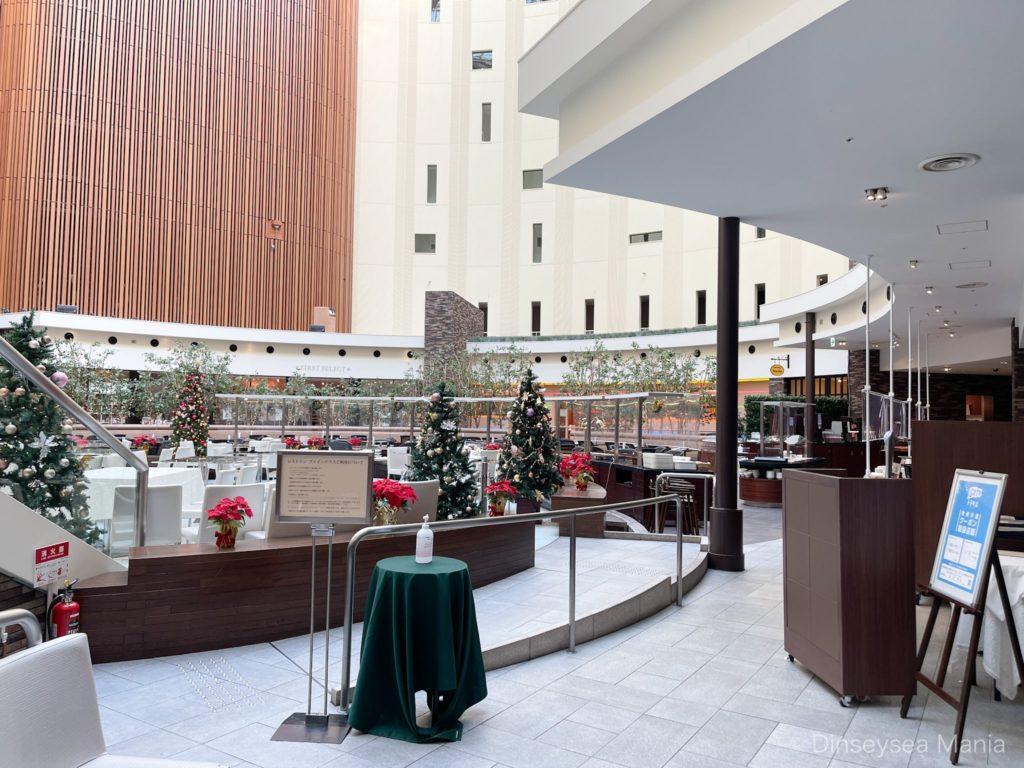 【東京ベイ舞浜ホテル】ファインテラスの画像